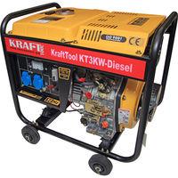 Дизельный генератор 3kW KT3KW KraftTool