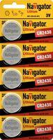 батарейка-элементы питания NBT-CR2430-BP5