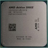 AMD Athlon 200GE, AM4 3.2GHz Tray
