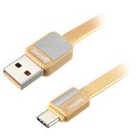 Remax Tipe C, Platinum cable, Gold