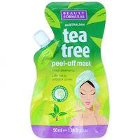 Маска для лица Beauty Formulas  Tea Tree 50 мл, 1 шт