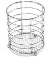 Подставка для ложек/вилок (хром) 702890