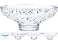 cumpără Bomboniera din cristal D30.5cm, H13cm în Chișinău