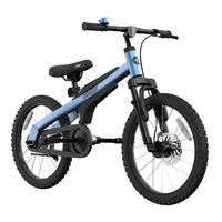 "Xiaomi Ninebot Kids Sports Bike 18"" blue (велосипед)"