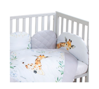 Veres Комплект для кроватки Жираф, 6 штк