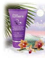Мультиактивный ночной крем для сухой и чувствительной кожи