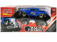 "Машина Р/У ""Magig Chariot"" c батареей. аммортиз. 43.5X25.5X2"