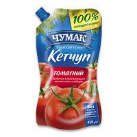 Ketchup de tomate Chumak 450gr