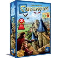 Настольная игра Carcassonne II