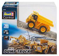 Jucărie teleghidată Revell Mini RC Dump Truck (23495)