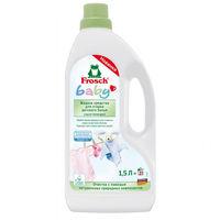 Frosch Универсальное жидкое средство для стирки Детское 1.5 л