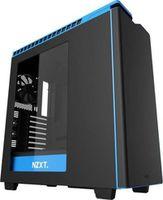 Case NZXT H440 Matte Black+Blue w/o PSU