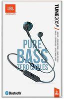 Беспроводные наушники JBL Tune 205BT, Blue
