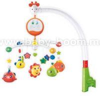 Baby Mix PL-315945 N Карусель Морские животные