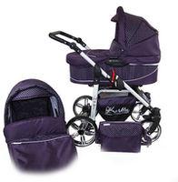 Chipolino Детская коляска Hubi 2в1