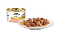 Gourmet Gold курица, лосось 85 гр