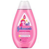 Johnson`s Baby шампунь блестящие локоны, 300мл