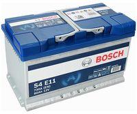 Аккумулятор Bosch S4 E11 (0 092 S4E 110)
