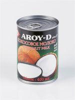 🌿 Lapte de nucă de cocos Aroy-d 60%, 400 ml