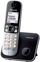 DECT телефон Panasonic KX-TG6811PDB Black