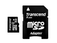 Карта памяти MicroSD Transcend TS8GUSDHC4