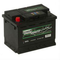 Gigawatt 60Ah +/- 540A