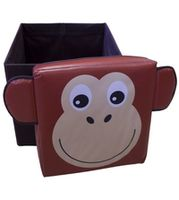 Дет пуф Зоопарк 30*30*30 обезьяна