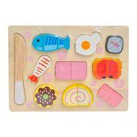 Puzzle incastru  Japanese Food, cod 126713