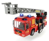 Dickie Пожарная машина Fire Hero, 43 см