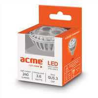 ACME LED Spotlight 3.6W3000K30hGU5.3