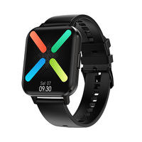 Smart Watch DTX, Black