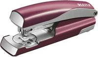 Leitz Степлер LEITZ Style 5562 24/6, 30 листов, гранатовый