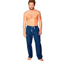 Брюки пижамные мужские KEY MHT 432
