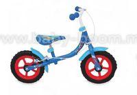 Baby Mix Беговел  UR-WB-888 голубой
