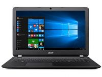 "ACER Aspire ES1-533 Midnight Black (NX.GFTEU.041) 15.6"" HD (Intel® Celeron® Dual Core N3350 up to 2.40GHz (Apollo Lake), 4Gb DDR3 RAM, 500Gb HDD, Intel® HD Graphics 500, w/o DVD, CardReader, WiFi-AC/BT, 3cell, 0.3MP Webcam, RUS, W10HE64, 2.4kg)"