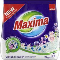 Sano Maxima стиральный порошок Spring Flowers 2 кг