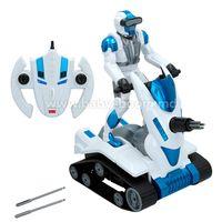 """Color Baby 44873 Интерактивный Робот """"Wolf Warriors"""" с  USB-зарядкой"""