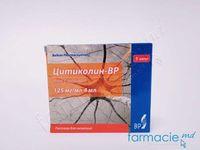 Citicolin-BP sol. inj. 125 mg/ml 4 ml N5 (Balkan)