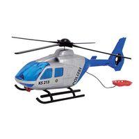 Dickie Полицейский вертолет, 24 см