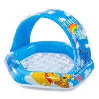 Intex Детский надувной бассейн Винни Пух