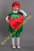 Карнавальный костюм: Клубничка