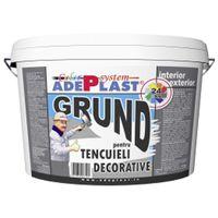 Грунтовка для декоративных штукатурок GRUND PENTRU TENCUIELI DECORATIVE 24кг
