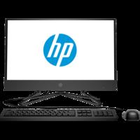 "All-in-One HP 205 G4 Black (23.8"" Ryzen 3 3250U, 8GB, 256GB, DVD-RW, DOS)"