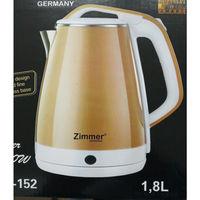 Электрочайник, 1.8L 1500W ZM-152 ZIMMER