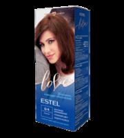 Vopsea p/u păr, ESTEL Love, 100 ml., 6/4 - Castan