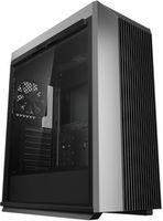 Case ATX Deepcool CL500, w/o PSU, 2xUSB 3.0/1xUSB Type-C, TG, Fan Hub, Magnetic Side Panel, Black