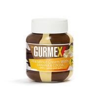 Crema de alune cu cacao si banan Gurmex 350g