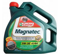 Castrol Magnatec 5W-40 А3/В4 5L