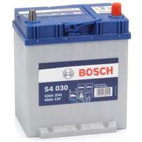 Bosch S4 12V 40Ah 330EN 187x140x227 -/+