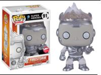 POP! Vinyl DC - Firestorm White Lantern